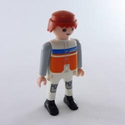 Playmobil Pirate Gilet Noir