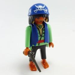 Playmobil Lot de 2 Rideaux Roses avec Barres Angle Maison 5300