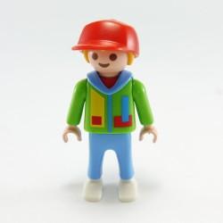 Playmobil Paire d'armures de Jambes Dorées