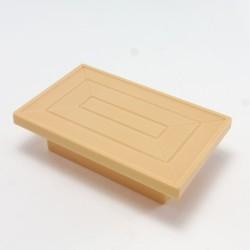 Playmobil Gilet Vert Fermeture Grises