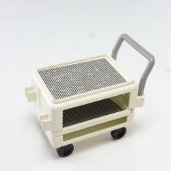 Playmobil Gilet Bleu BBS