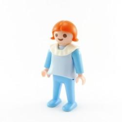 Playmobil Col Echarpe Bleu
