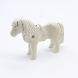 Playmobil Couverture Rouge Cheval 1ere Generation