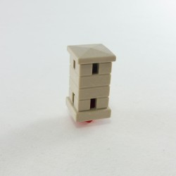 Playmobil Gilet Blanc Dauphin