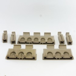 Playmobil Lot de 2 Triplites System X