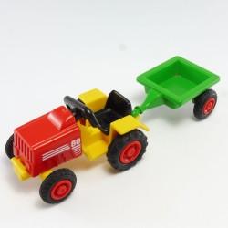 Playmobil Engin de Siege Mur Mobile Romain Viking