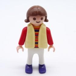 Playmobil Seat & Pin Sledge Père Noel