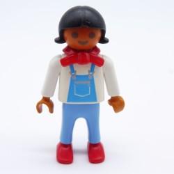Playmobil Petite Luge Jaune