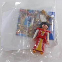 Playmobil Petite Echelle Grise avec Rebord