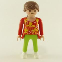Playmobil Morceaux de Totem Poteaux Gris