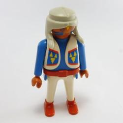 Playmobil Echelle de Corde avec Crochet