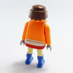 Playmobil Bouclier Doré Licorne