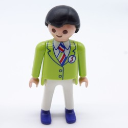 Playmobil Batch of 2 Pots with Green Milk