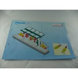 Playmobil Lot de 2 échelles Grises pour Locomotive
