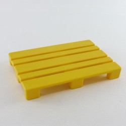 Playmobil Capot Moteur Orange pour Locomotive