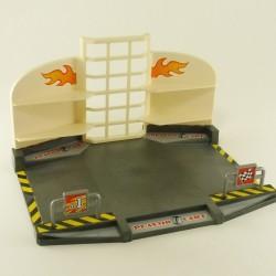 Playmobil Banc Rouge