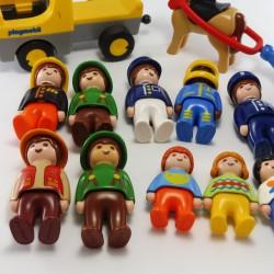 Playmobil Carquois Marron avec Flêches Noires