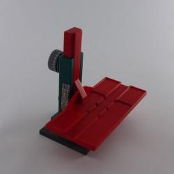 Playmobil Fille avec Gilet Rouge