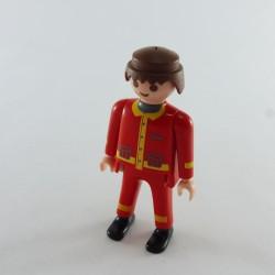 Playmobil Chevalier Violet avec épée et Bouclier