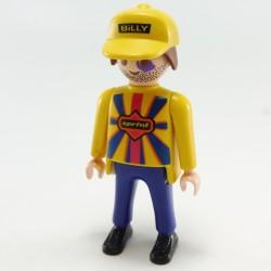 Playmobil Lote de 2 pares de Derechos divisa del brazo rojo con 3 vigas de oro