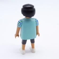 Playmobil Pirate Hispanique Gilet et Chapeau Vert