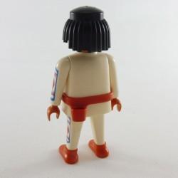 Playmobil Homme Chevalier de la Licorne Armure Dorée