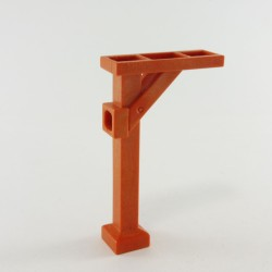 Playmobil Homme Policier Vert Mains Blanches