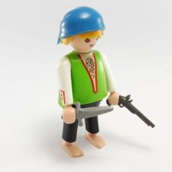 Playmobil Cuello Pelaje Amarillo