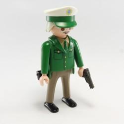 Playmobil Support de Voile Bateau Pirate