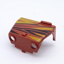 Playmobil Lot de 2 Tampons Rouges pour Wagon
