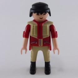 Playmobil Lot de 2 Roues fond Bateau Pirate Vintage 3550 3750 3050 3053