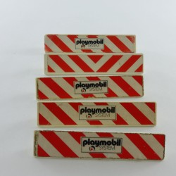Playmobil Homme Père Noel Complet
