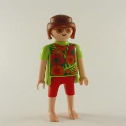 Playmobil Enfant Garçon Robot de l'espace