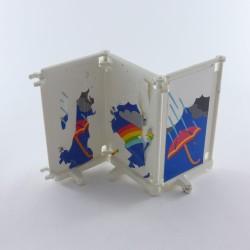 Playmobil Homme Lapin Marron et Bleu