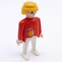 Playmobil Cheveux pour Homme Petite Queue Blanc Soldat
