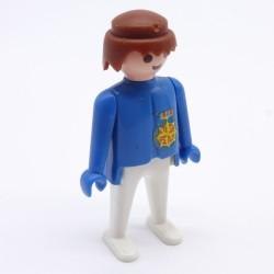 Playmobil Cheveux pour Homme Petite Queue Jaune Soldat