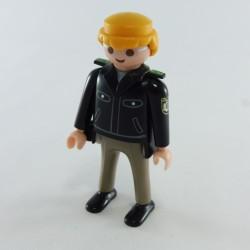 Playmobil Cheveux pour Homme Moderne Jaune