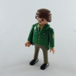 Playmobil Cheveux pour Homme Mi Long Jaune