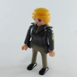 Playmobil Cheveux pour Homme Moderne Bordeaux