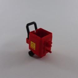 Playmobil Cheveux pour Homme Moderne Gris