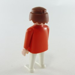 Playmobil Lot de 2 Harnais Marron pour Attelage