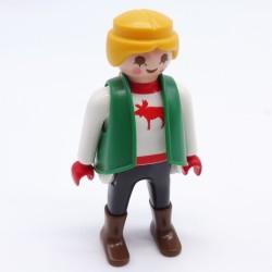 Playmobil Meuble de Cuisine Fourneaux 1900 5322