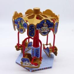 Playmobil Grande Barrière Soubassement Steck Marron Foncé 4305 3433