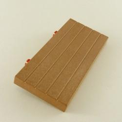 Playmobil Mur Intérieur sans Papiers Peints Maison 5300
