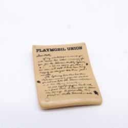 Playmobil Rideaux Rouges avec Barres Maison 1900 5300