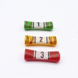 Playmobil Rideaux Verts avec Barre Maison 1900 5300