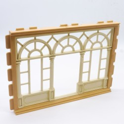 Playmobil Modern Blue and Yellow Woman with White Vest