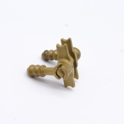 Playmobil Woman Modern Orange and Green