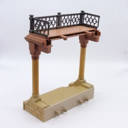 Playmobil Woman Modern Red and Green