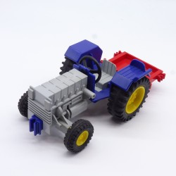 Playmobil Woman Modern Red and Yellow